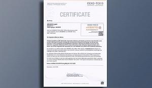 ÖKO-TEX Standard 100 for Workwear